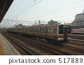 toyohashi station, tokaido line, electric train 517889