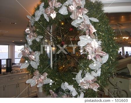 크리스마스리스, 크리스마스 리스, 크리스마스 장식 531603