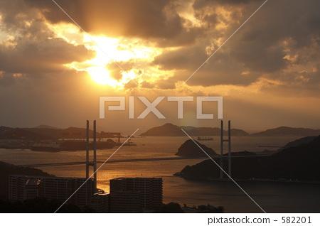 鐵橋 鐵路橋 女神大橋 582201