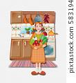 女性生活方式(廚房) 583194