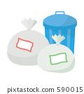 분리수거, 재활용, 쓰레기 590015