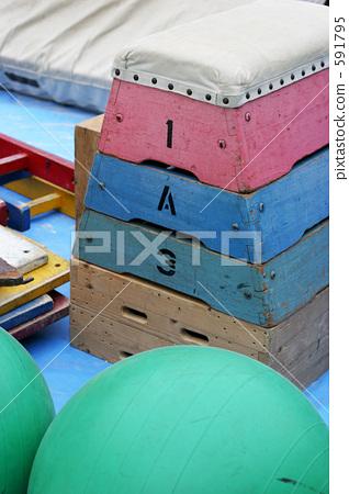 Sports box jumping box 591795