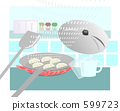pan-fried, pot, sticker 599723