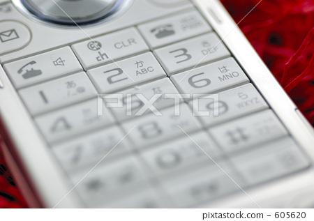 전화, 버튼, 전화기 605620