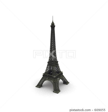 Eiffel Tower 609055