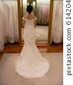 웨딩 드레스 614204