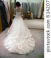 웨딩 드레스 614207