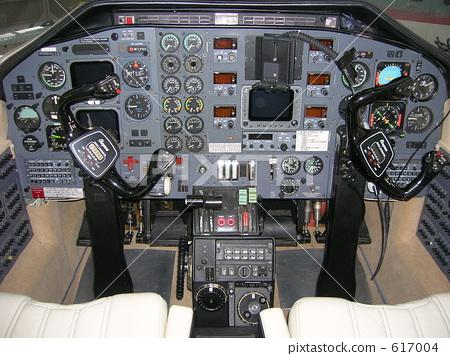 Piper Cheyenne's cockpit 617004