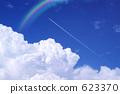 Aerial cloud 623370