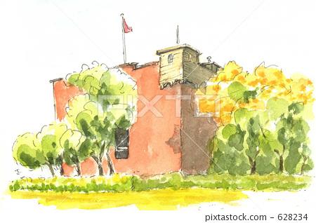 紅發城堡(台灣淡水) 628234