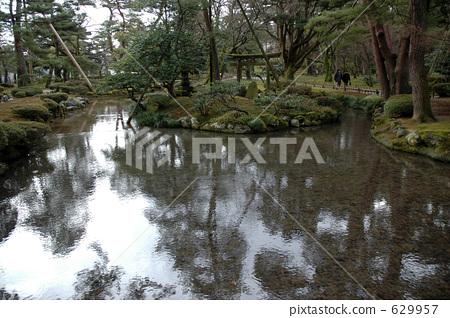 Walking for Kanazawa walk · Takumi Kenrokuen 629957
