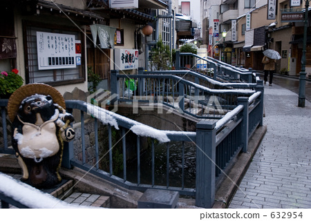 走在金澤·Korobo Seseragi街 632954