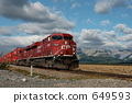 canadian, pacific, train 649593