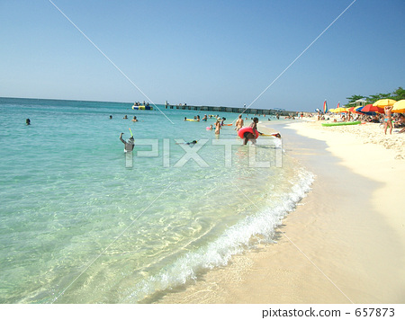 Beach in Jamaica 657873
