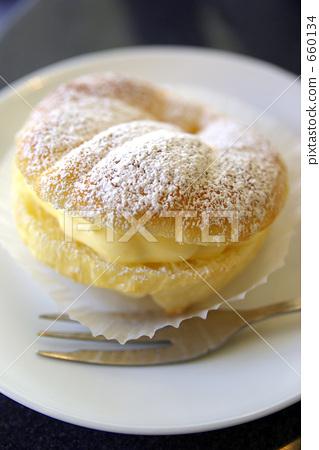 dessert, cream puff, sweet 660134