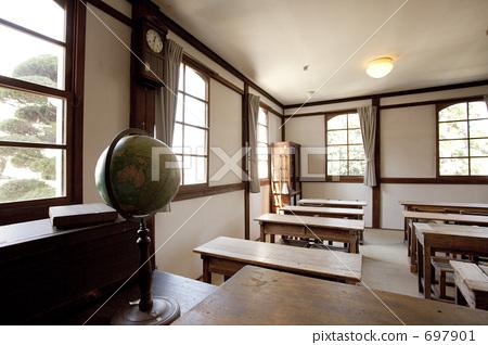 老教室 697901