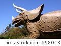 dinosaur, triceratops, ancient organism 698018