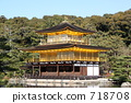 Kinkakuji Temple, kinkakuji, pond 718708