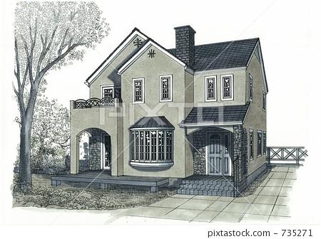 housing, residence, residential 735271