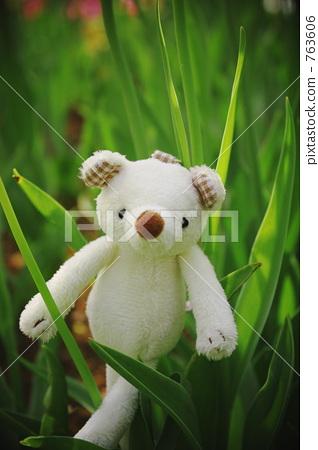 玩偶 填充玩具 毛绒玩具 763606