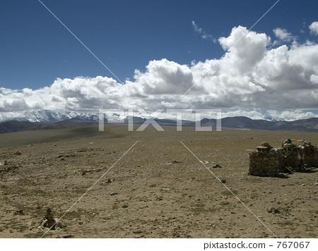 티베트 고원 767067