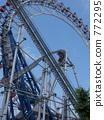 摩天轮和过山车(东京巨蛋城) 772295