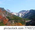 十胜山脈的秋葉 774372