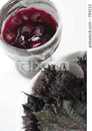 紫蘇果汁 784213