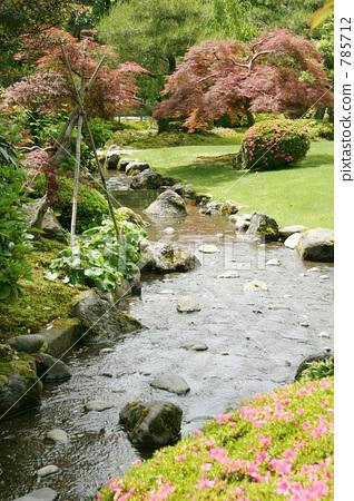 Scenery of Kenrokuen 785712