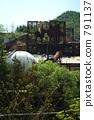 Ashio Copper Mine 791137
