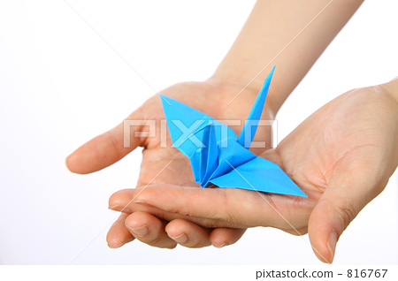 Curved crane 816767