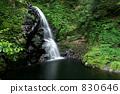 红眼Shiratakiraki Fudo瀑布 830646
