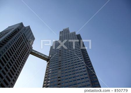 skyscraper 850779