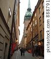 gamla, stan, stockholm 888791