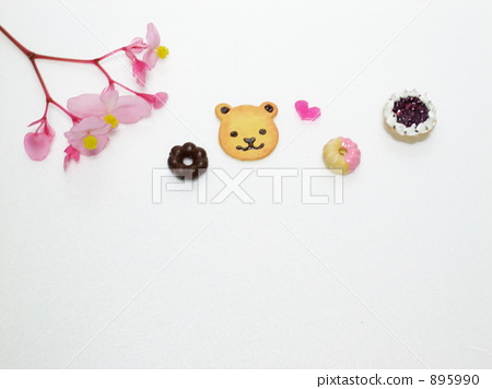 Suites Deco Donuts & Cake & Bear Cookies 895990