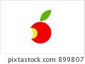 蘋果 單個物件 插圖 899807