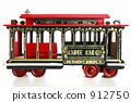 Cable car music box 912750