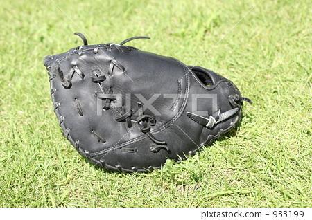 First mitt black 933199