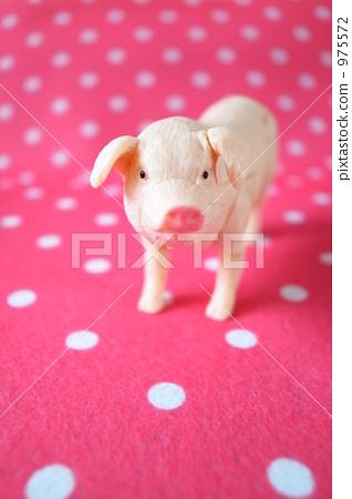 Pig figure 975572