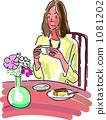 茶點 下午茶時間 女性 1081202