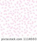 櫻花瓣白色背景 1114660