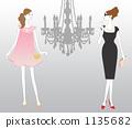 連衣裙女2 1135682