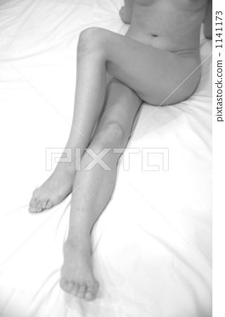 美腿 裸體 性感的 1141173
