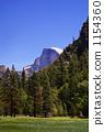 优胜美地国家公园半圆顶 1154360