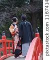 日式婚礼 1167414