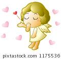 หัวใจ,ส่งจูบ,นางฟ้า 1175536