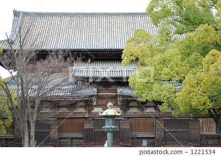 Higashiji Temple 1221534