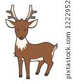 鹿 1222952
