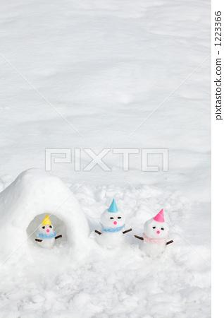 Snowman family 1223366
