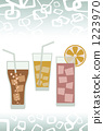 軟飲料 果汁 喝 1223970